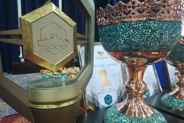 Iran Army Navy wins title of 6th round of Sea Cup