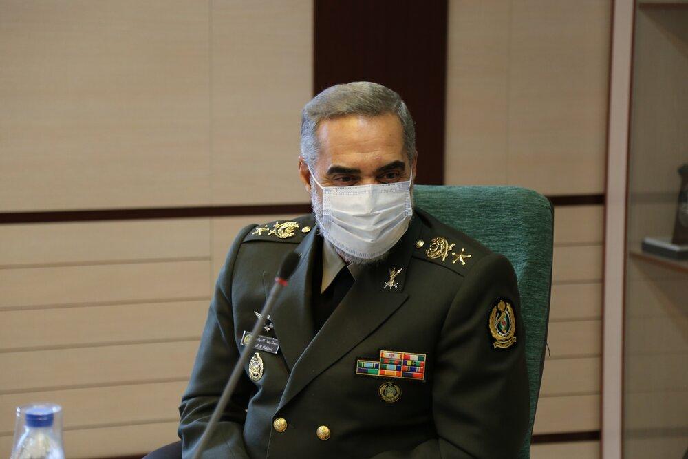 سرلشکر «فیروزآبادی» عمری را در راه اعتلای نیروهای مسلح سپری کرد