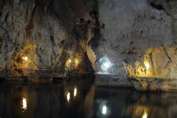 İran'ın ikinci su mağarası: Sahulan Mağarası