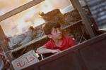 İran sinemasından bir kısa film Güney Kore yolunda