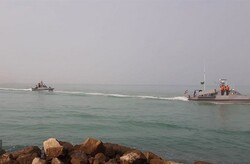 'Eghtedar' naval drill held in Persian Gulf