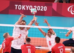والیبال نشسته ایران به دنبال کسب سهمیه پارالمپیک پاریس از مسابقات جهانی چین