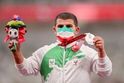دومین مدالآور جهانی خوزستان به اهواز بازگشت