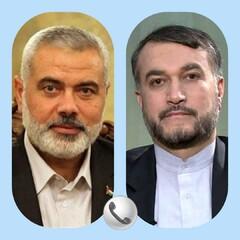 أمير عبد اللهيان: ايران ستواصل دعم الشعب الفلسطيني حتى التحرير