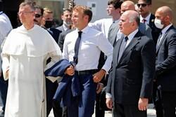 فرنسا تسعى لحجز حصّتها من الان في المنطقة / زيارة ماكرون ليست عابرة