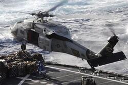 US Navy declares five sailors dead in helicopter Crash