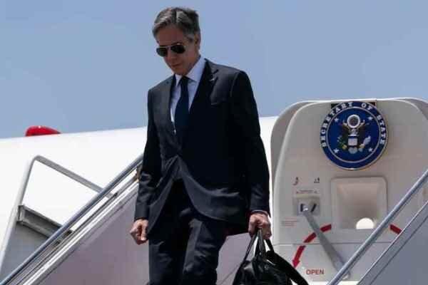 ABD Dışişleri Bakanı Blinken'den Katar ziyareti