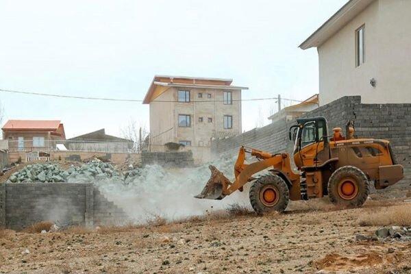 ۱۳ هکتار از اراضی زراعی پردیس آزادسازی شد