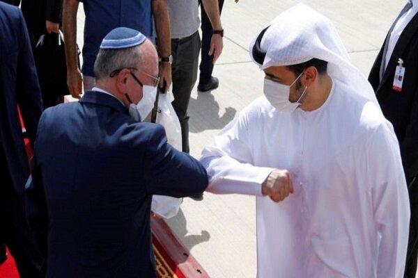 سر آل خليفة للنظام الصهيوني / خدمات مجانية لتل أبيب