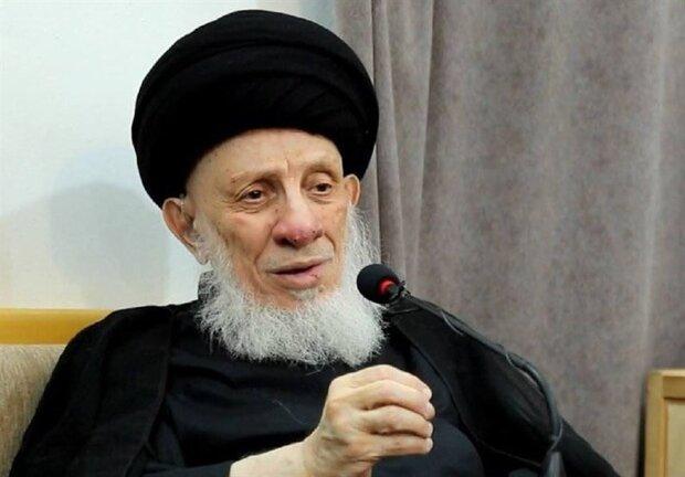 فقدان السيد الحكيمخسارة كبيرة للامة الاسلامية