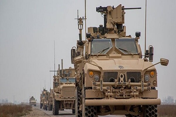 US military logistics convoy targeted in Iraq's Al-Diwaniyah