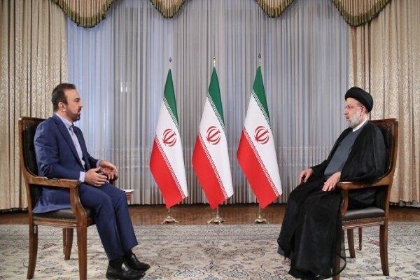 Iran not evading talks for reviving JCPOA: Raeisi