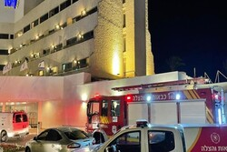 Explosion heard in a hotel in Palestinian Occupied Lands