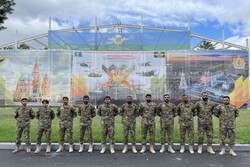 Iran wins fifth place in Intl. Army Games in Russia