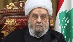 دبیرکل مجمع جهانی تقریب، درگذشت شیخ عبدالامیر قبلان را تسلیت گفت