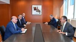 Iraklı Bakan, UAEA Başkanı ile İran nükleer anlaşmasını görüştü