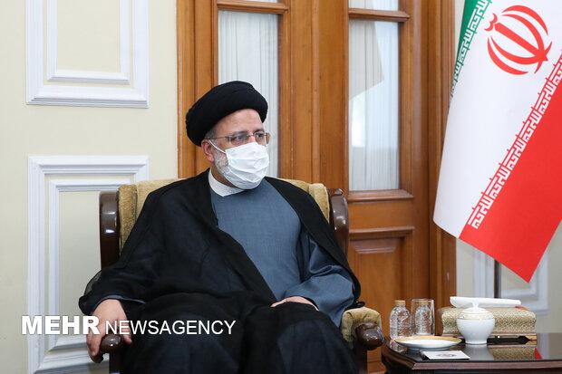 الرئيس الإيراني سيتوجه إلى طاجيكستان للحضور في قمة شنغهاي