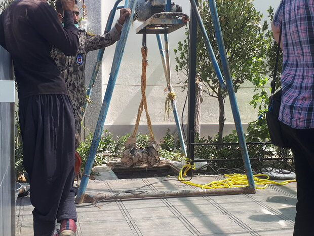چاههای ویلاهای لاکچری در شرق اصفهان مسدود شد