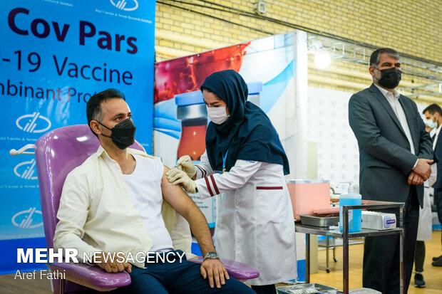 """آغاز فاز سوم کارآزمایی بالینی واکسن """"رازی کووپارس"""""""