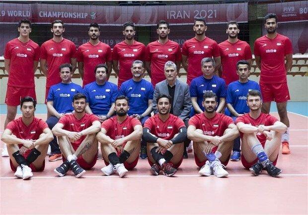 Ataei names Iran team for Asian Men's Championship