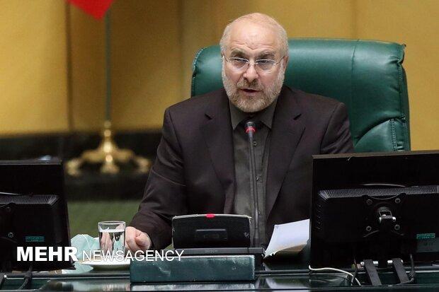واکنش رئیس مجلس به تعدد پیشنهادات برای اصلاح لایحه رتبه بندی فرهنگیان