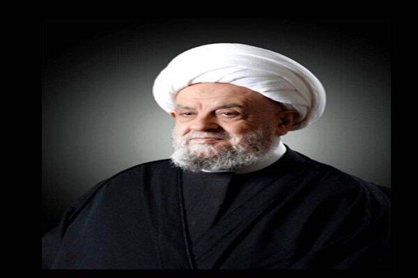 Iran FM offers condolences on senior Lebanese cleric's demise