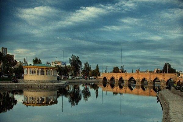 Erdebil'in en önemli tarihi köprüsü: Daşkesen Köprüsü