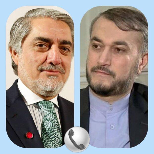 أمير عبداللهيان: الشعب الأفغاني يتعين عليه في نهاية المطاف تقرير مستقبل بلاده