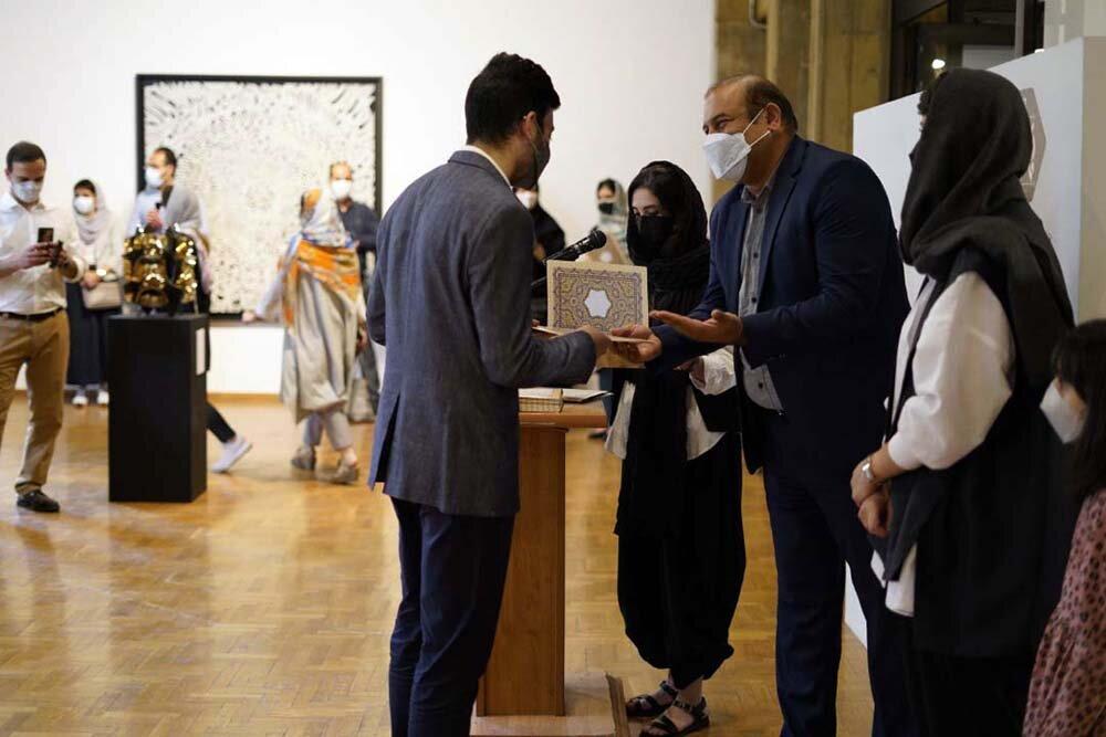 سومین نمایشگاه «پترنیتکچر» با اعلام برگزیدگان تمام شد