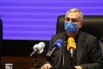 نصف الشعب الايراني تلقى لقاح كورونا