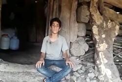 مداحی یک نوجوان، احساسات مخاطبان را در فضای مجازی برانگیخت