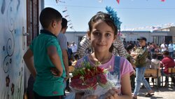 Suriye'de yeni eğitim öğretim yılı başladı