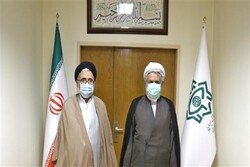 IRGC intelligence chief meets with intelligence minister