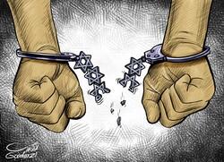 اسرائیلی کی محفوظ ترین جیل سے 6 فلسطینی سرنگ بناکر فرار ہونے میں کامیاب