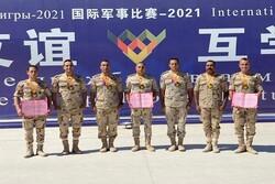 قوات الدفاع المصري تحصد المرتبة الثالثة في الالعاب العسكرية الدولية لعام2021