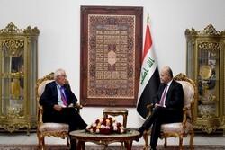 تعاون عراقي أوروبي من أجل تخفيف توترات المنطقة