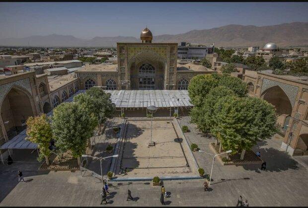 VIDEO: Historical Imam Khomeini Mosque in Borujerd