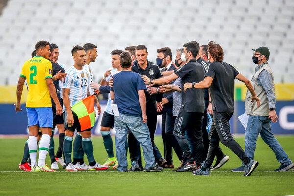 واکنش مسی به اتفاق عجیب دیدار برزیل-آرژانتین/ چهار بازیکن دروغگو!