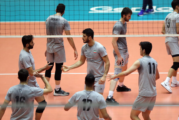 Iran national volleyball team to depart for Japan