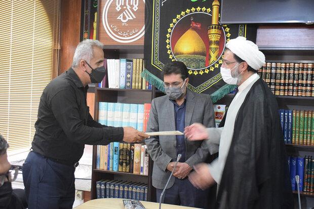بازرسین و ناظرین عزاداریهای محرم استان بوشهر تجلیل شدند