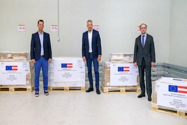 Austria to give Iran 1mn Covid-19 vaccines