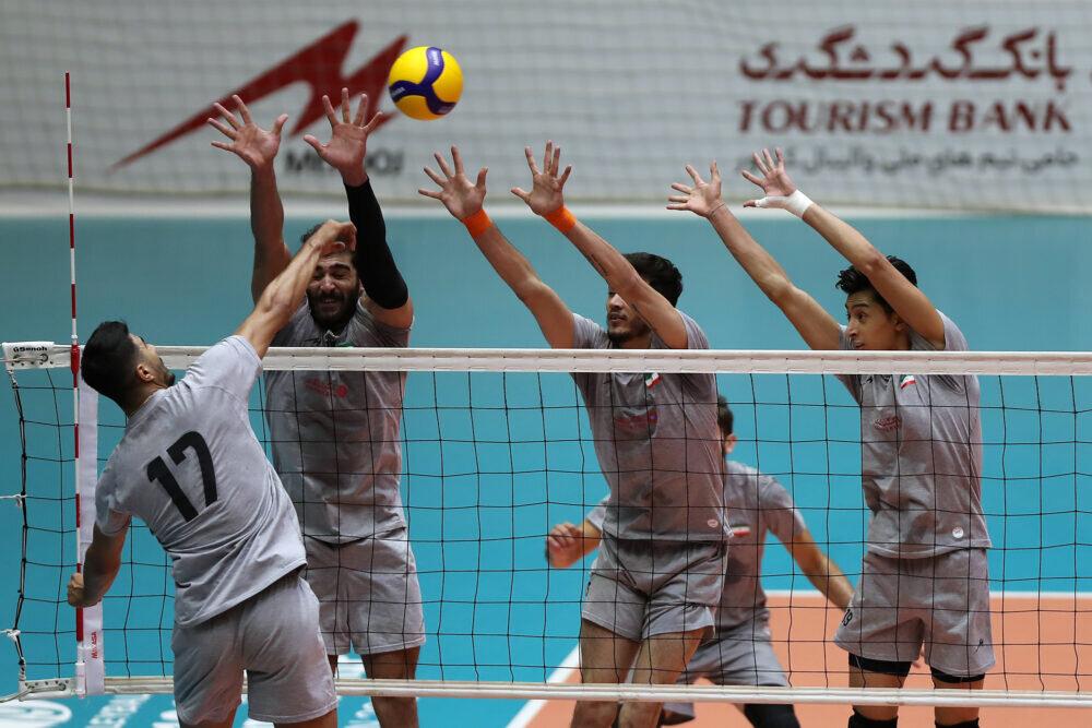ثبتنام نهایی تیم والیبال ایران انجام شد/ ژاپن سالن وزنه نداد