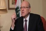 رئيس الوزراء اللبناني يلتقي نظيره العراقي في بغداد