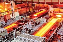 Iran accounts for 72% steel production share in West Asia