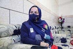 معاون رئیس جمهور با قهرمان پارالمپیک خوزستان دیدار کرد