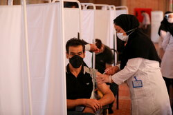 Iran ranks 3rd after Germany, France in vaccination jab