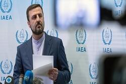 Gharibabadi questions IAEA's silence on Israel nuclear prog.
