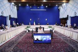 در اولین جلسه شورای عالی انقلاب فرهنگی با حضور رئیسی چه گذشت