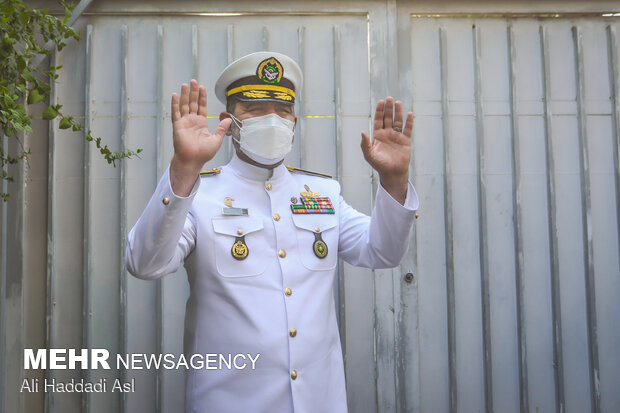 Army Navy commander's press conference on Tuesday