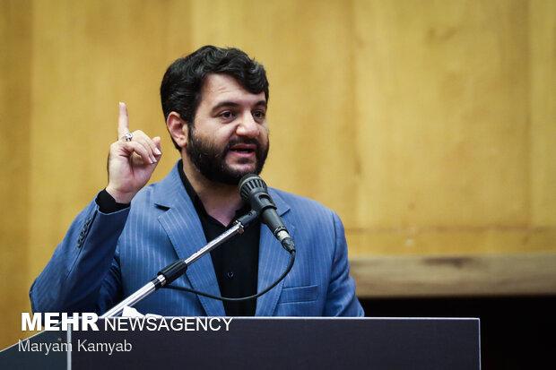 سخنرانی حجت اله عبدالملکی وزیر تعاون، کار و رفاه اجتماعی در مراسم تقدیر از تعاونی های برتر ملی